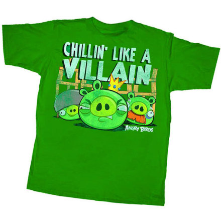 Barn T-Shirt - Villains Youth