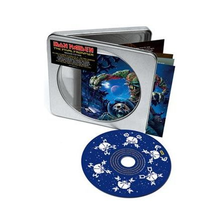 CD-The Final Frontier (Limited Tin Box) (Album)
