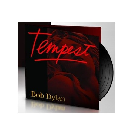 Bob Dylan - Tempest - LP