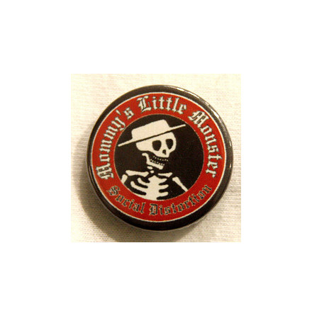 Social Distortion - Mommy´s - Badge