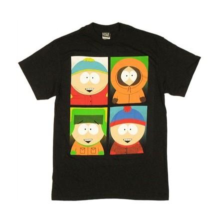 T-Shirt - Quad