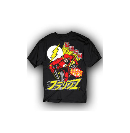 T-Shirt - Japanese Flash