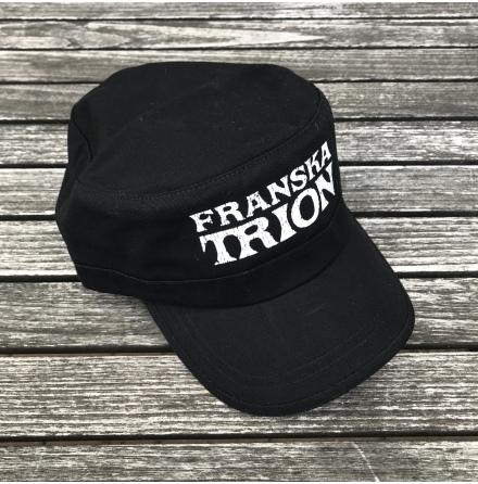Army Cap Black Logo