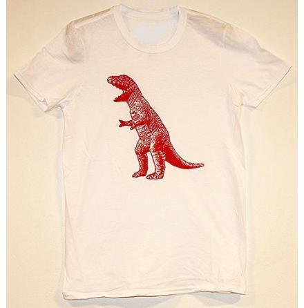 T-Shirt - Dino - Vit