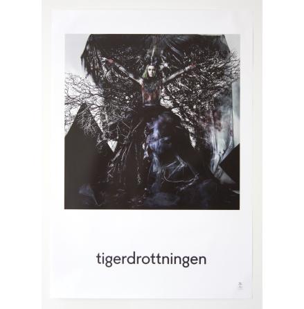 Poster - Tigerdrottningen - 70x100