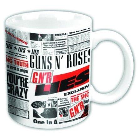 Mugg - Guns N Roses - Lies