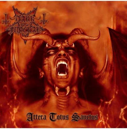 CD - Dark Funeral - Attera Totus Sanctus