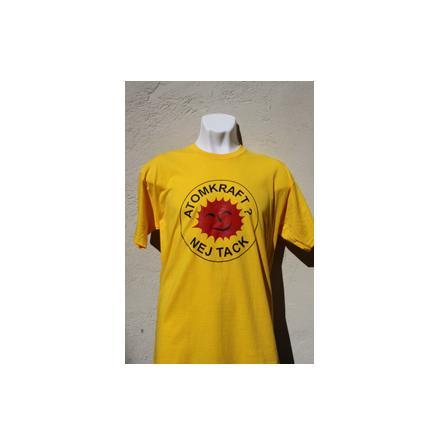 T-Shirt - Atomkraft Nej Tack